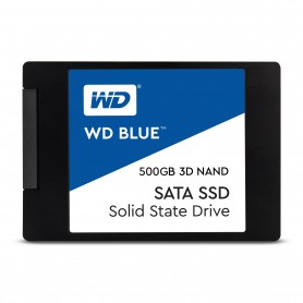 DISCO DURO SOLIDO 500GB WD 2.5 SATA III 3D BLUE WDS500G2B0A
