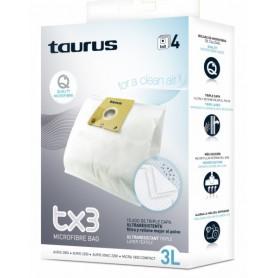 BOLSAS MICROFIBRA TAURUS ASPIRADOR TX3 3L 999.174
