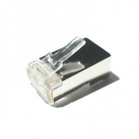 CONECTOR RJ45 8 HILOS FTP CAT.5E (10 CONECTORESBOLSITA) NANOCABLE 10.21.0103