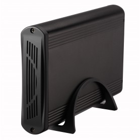 CARCASA DISCO DURO TOOQ 35P IDE-SATA USB 2.0 NEGRA TQE-3518B