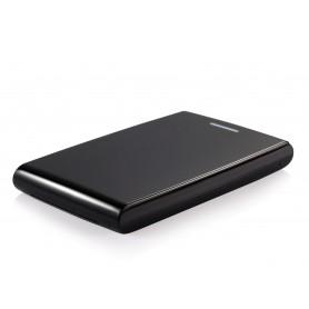 CARCASA DISCO DURO TOOQ 25P 95125 MM SATA USB 3.0 NEGRA TQE-2526B