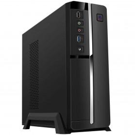 CAJA  MICRO-ATXMINI-ITX  SLIM TOOQ  USB3 500W NEGRA TOOQ TQC-3005U3