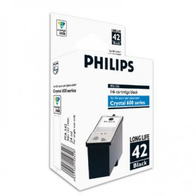 TINTA PHILIPS FAX COLOR PFA542 CRISTAL 650660 (900 COPIAS)
