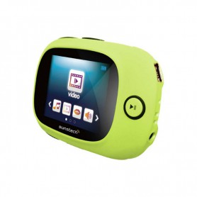 REPRODUCTOR SUNSTECH MP4 SPORTY II 4GB P1.8 VERDE FM GRABACION SPORT READY