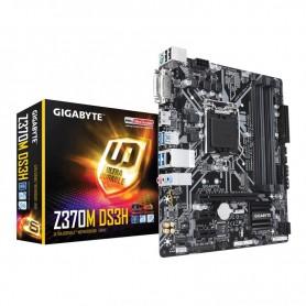 PLACA BASE S1151 GIGABYTE Z370M DS3H DDR4 PCIE SATA3 USB3.1 HDMI DVI-D RAID