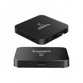 SMART TV SUNSTECH SUNCAST QC 2GB 8GB HDMI USB 4K WF MANDO DISTANCIA AND6