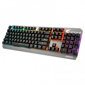 TECLADO GIGABYTE USB GAMING AORUS K7 RGB NEGRO CHERRY   GK-AORUS K7