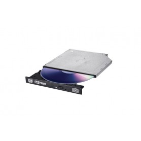 REGRABADORA DVD LG SATA GTC0N.AUAA10B SLIM NEGRA 12.7MM