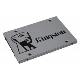 DISCO DURO SOLIDO 480GB KINGSTON 2.5 SATA III SSDNOW UV400 SUV400S37480G