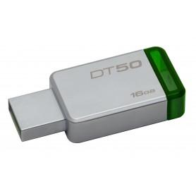 MEMORIA USB 3.1 16GB KINGSTON DATA TRAVELER 50 DT5016GB