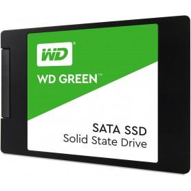 DISCO DURO SOLIDO 120GB WD 2.5 SATA III GREEN 3D WDS120G2G0A