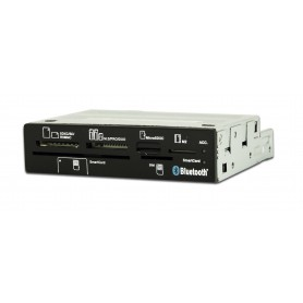 LECTOR TARJETA MEMORIA INTERNO COOLBOX SDMMC DNI  BT CR-650 CR650BT