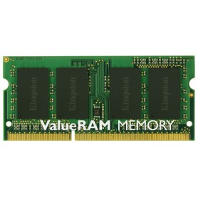 MEMORIA RAM SODIMM DDR3 8GB PC3-10600 1333MHZ KINGSTON CL9 KVR1333D3S98G