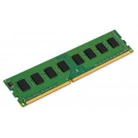 MEMORIA RAM DDR3 4GB PC3-10600 1333MHZ VALUE KINGSTON CL9 KVR13N9S84