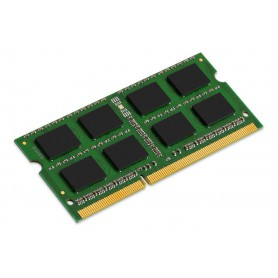 MEMORIA RAM SODIMM DDR3 2GB PC3-12800 1600MHZ KINGSTON CL11 KVR16LS11S62