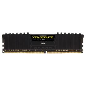 MEMORIA RAM KIT DDR4 16GB(2X8GB) PC4-17000 2133MHZ CORSAIR VENGE NEGRA