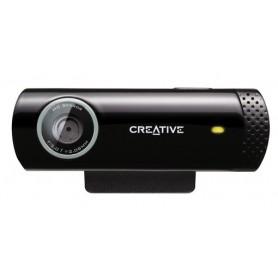 CAMARA VIDEO CONF. CREATIVE LIVE CAM CHAT HD (720P) MIC INTEGRADO C