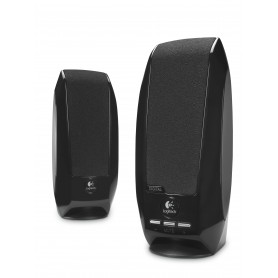 ALTAVOCES LOGITECH S-150 1.2W SPEAKER USB NEGRO 980-000029