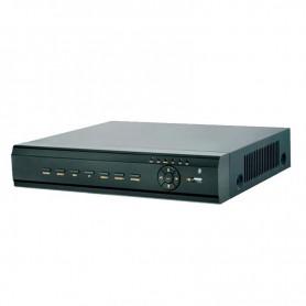 VIGILANCIA VIDEOGRABADOR IVT  4 CAM TRIBRIDO FULL1080P GRAB REPRO HDMI VID10804AS