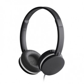AURICULAR ENERGY COLOR BLACK CON MICROFONO 394920
