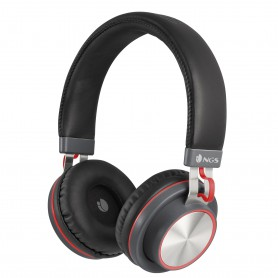 AURICULAR NGS BLUETOOTH ARTICA PATROL RED
