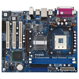 PLACA BASE P S478 ASROCK P4I65G FSB800 DDR400 AGP VGA 3PCI S L M-ATX