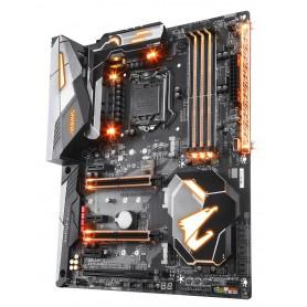 PLACA BASE S1151 GIGABYTE Z370 AORUS GAMING 5 DDR4 PCIE SATA3 USB3.1 HDMI RAID
