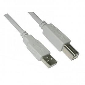 CABLE USB 2.0 IMPRESORA TIPO AM-BM 4.5 M NANOCABLE 10.01.0105 [I316B]