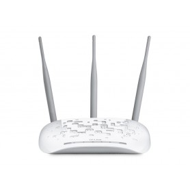 PUNTO ACCESO INALAMBRICO TP-LINK 450MBPS 3 ANT DESM 4DBI TL-WA901ND