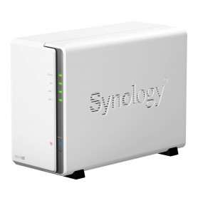 UNIDAD NAS SYNOLOGY DISK STATION 2 HD SATAIII DS216SE