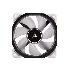 VENTILADOR CAJA ADICIONAL 12X12 CORSAIR ML120PRO LED LEV.MAG BLAN CO-9050041-WW