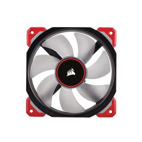 VENTILADOR CAJA ADICIONAL 12X12 CORSAIR ML120PRO LED LEV.MAG ROJO CO-9050042-WW