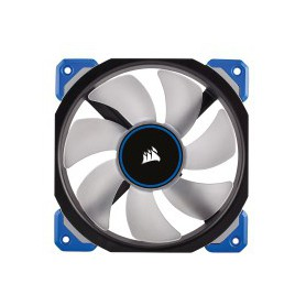VENTILADOR CAJA ADICIONAL 12X12 CORSAIR ML120PRO LED LEV.MAG AZUL CO-9050043-WW