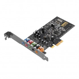 TARJETA DE SONIDO CREATIVE SB AUDIGY FX PCI-E