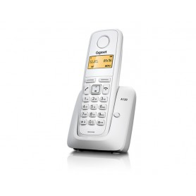 TELEFONO SOBREMESA GIGASET INALAMBRICO  A120 MONO BLANCO