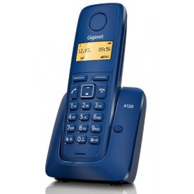 TELEFONO SOBREMESA GIGASET INALAMBRICO  A120 MONO AZUL