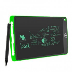 PIZARRA DIGITAL LEOTEC SKETCHBOARD EIGHT P8,5 LAPIZ IMAN TRAS PILA GREEN