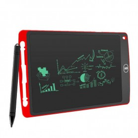 PIZARRA DIGITAL LEOTEC SKETCHBOARD EIGHT P8,5 LAPIZ IMAN TRAS PILA ROJO