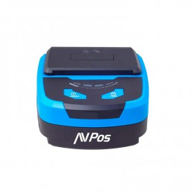 IMPRESORA TICKET AVPOS MP800 TERMICA PORTATIL BLUETOOTH NEGRA