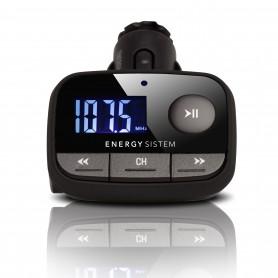 TRANSMISOR ENERGY  FM CAR TRANSMITTER F2 BLACK NKIGHT 384600