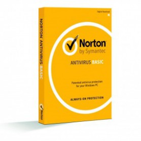 SOFTWARE ANTIVIRUS NORTON ANTIVIRUS BASIC 1.0 1 LICENCIA