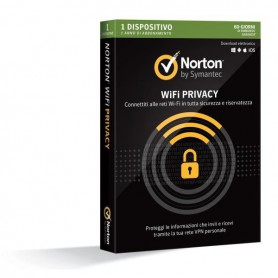 SOFTWARE ANTIVIRUS NORTON WIFI PRIVACY 1 LICENCIA