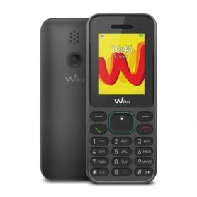 SMARTPHONE WIKO LUBI 5 1.8 DUAL SIM CAMARA QVGA RADIO NEGRO