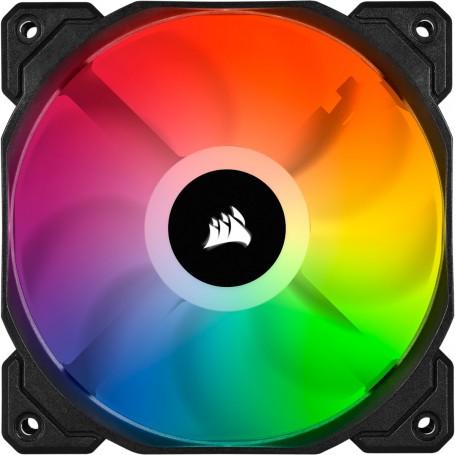VENTILADOR CAJA ADICIONAL 12X12 CORSAIR SP120 RGB PRO