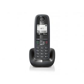 TELEFONO SOBREMESA GIGASET INALAMBRICO  AS405 MONO NEGRO