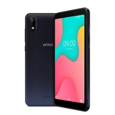 TELEFONO  WIKO Y60 P5.45 QC 1.3 1GB 16GB 5MPX AND9.0 GO AZULCARCASA