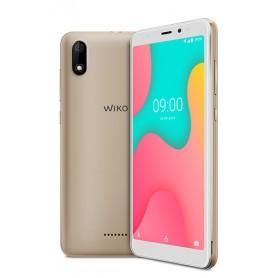 TELEFONO  WIKO Y60 P5.45 QC 1.3 1GB 16GB 5MPX AND9.0 GO DORADOCARCASA