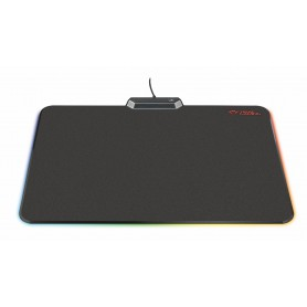 ALFOMBRILLA TRUST GAMING MOUSE PAD GXT760 GLIDE RGB LUCES NEGRA 21802