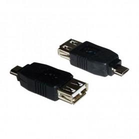 ADAPTADOR USB 2.0 TIPO AH-MICRO BM NANOCABLE 10.02.0004
