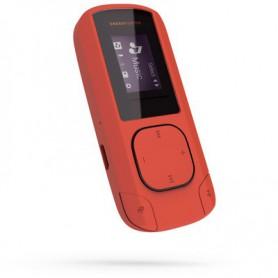 REPRODUCTOR  ENERGY MP3 CLIP 8GB FM  RADIO AURICULAR CORAL 426485